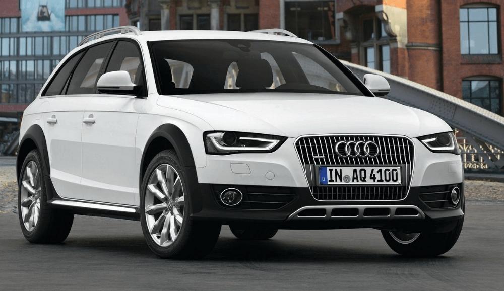 Audi А4 allroad Quattro