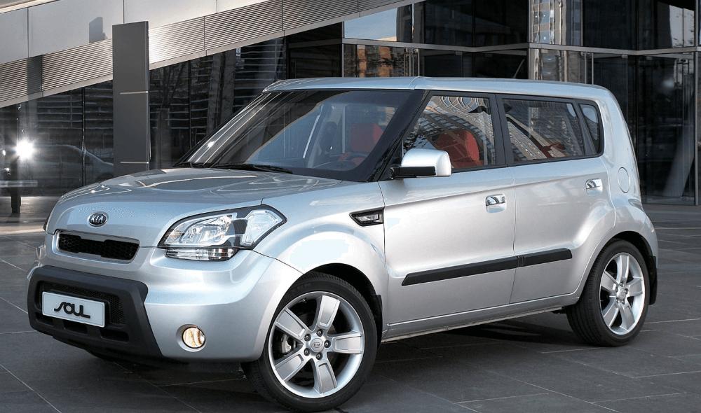 Kia Soul Автомобиль