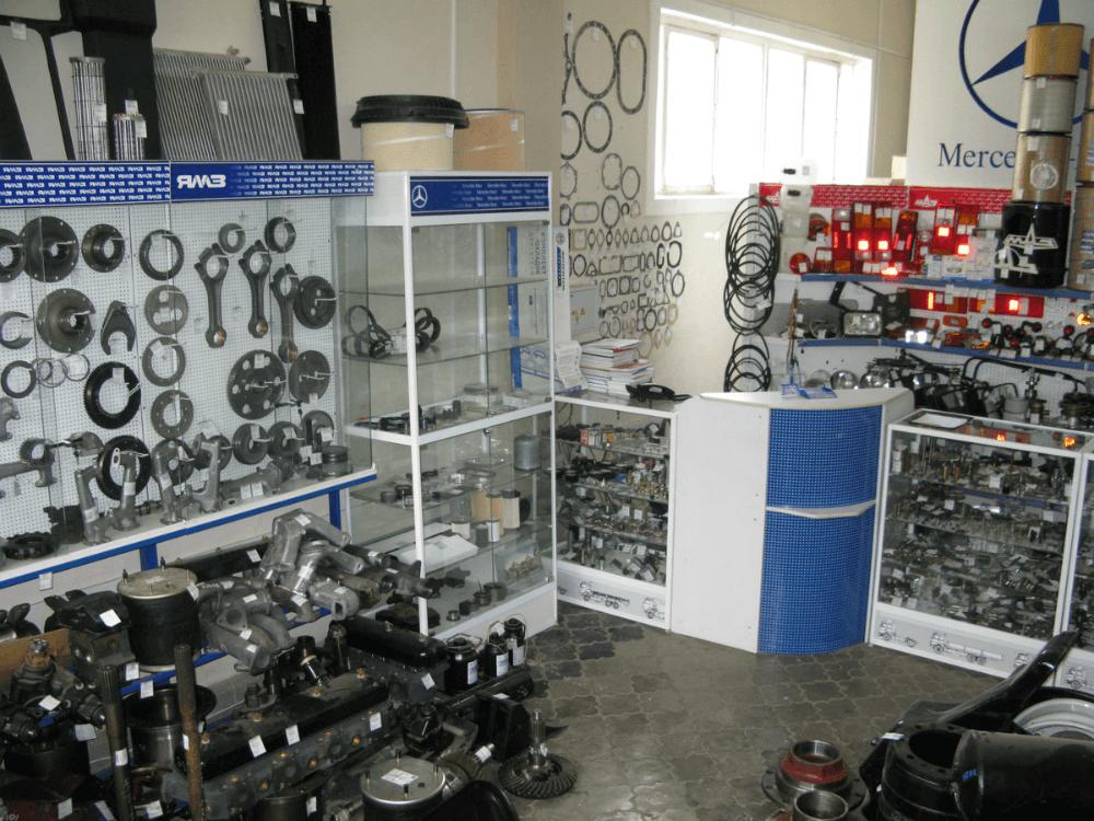 Выбор генераторов в автомагазине