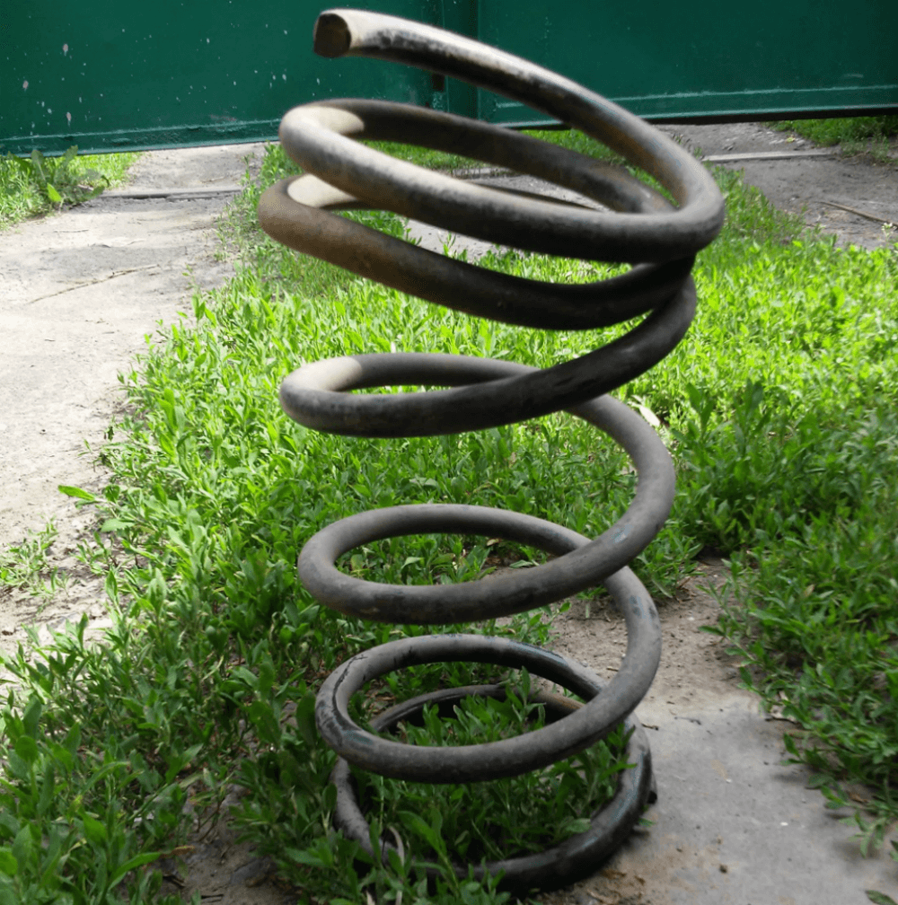 Поломка пружин автомобиля