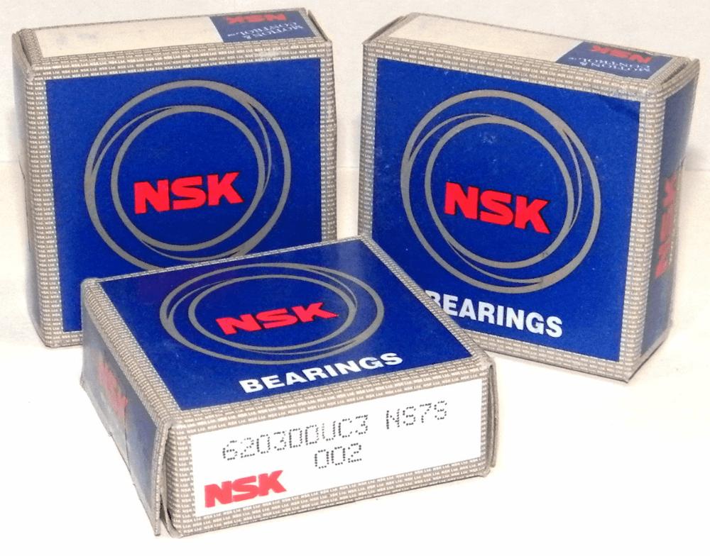 Поставщик подшипников NSK