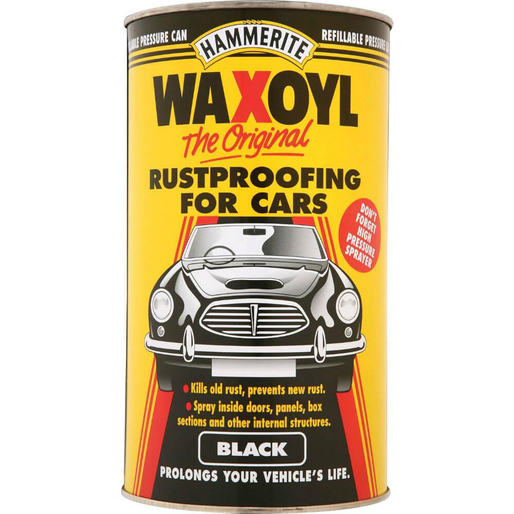 Waxoyl антикор для авто