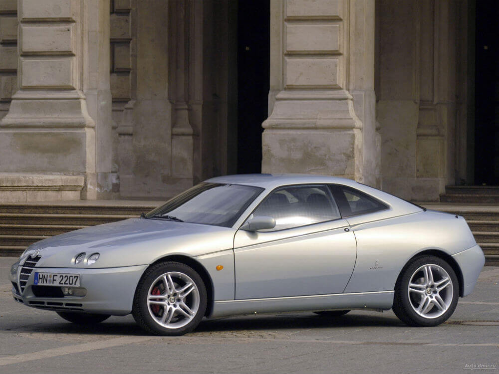 Alfa-Romeo GTV 1994 года