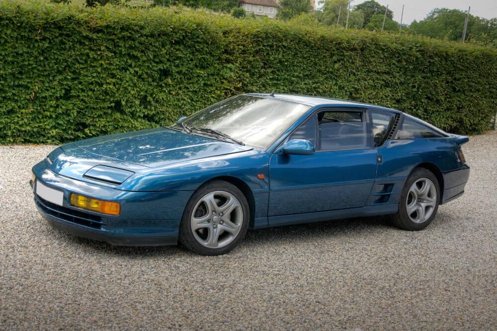 Alpine 610 1991 года