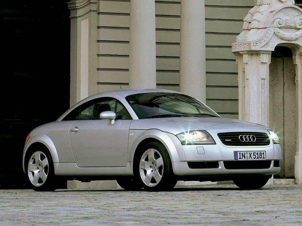 Audi TT 1998 года
