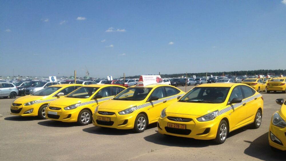 Автомобили такси которые подвергаются прохождению ТО раз в пол года