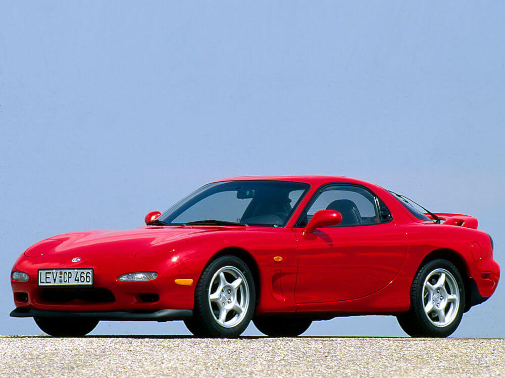 Mazda RX-7 1992 года