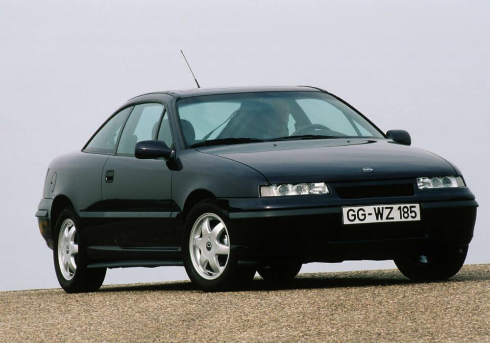 Opel Calibra 1989 года