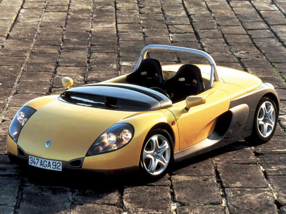 Renault Sport Spider 1995 года
