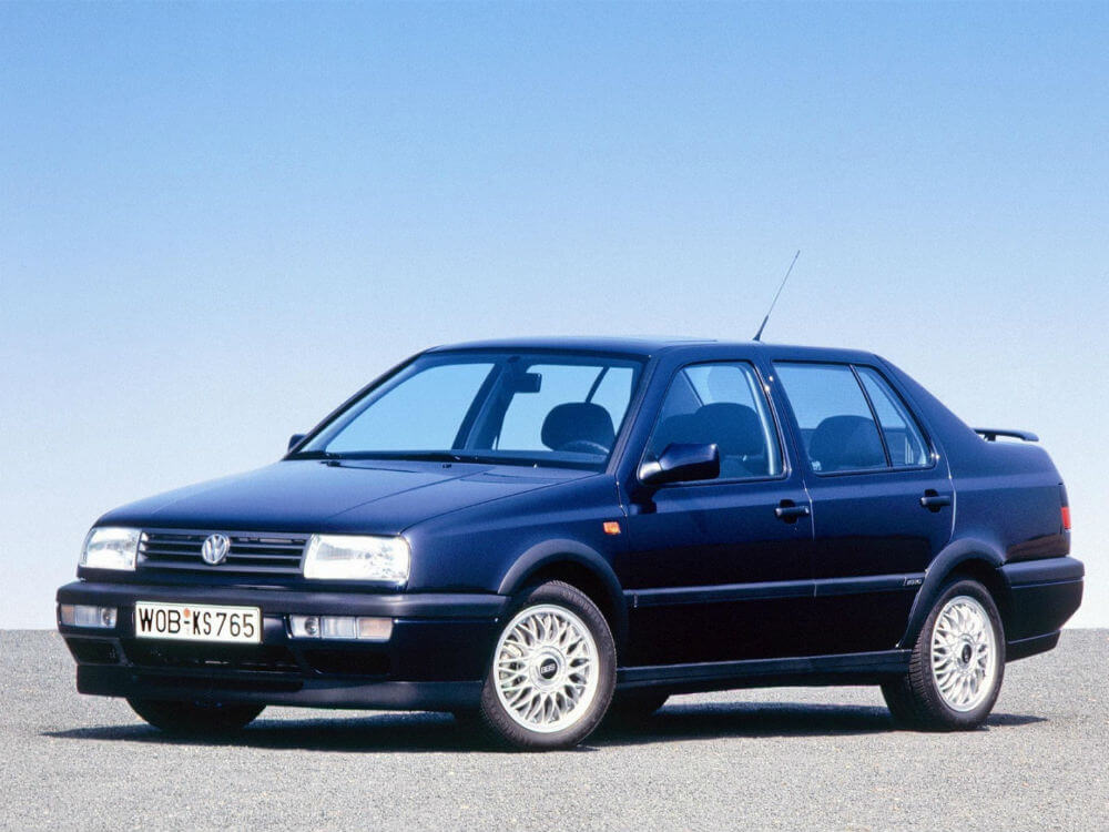 Volkswagen Vento VR6 1992 года