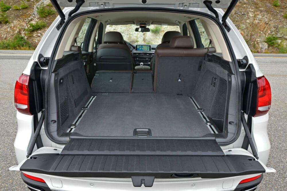 Багажник Bmw x5