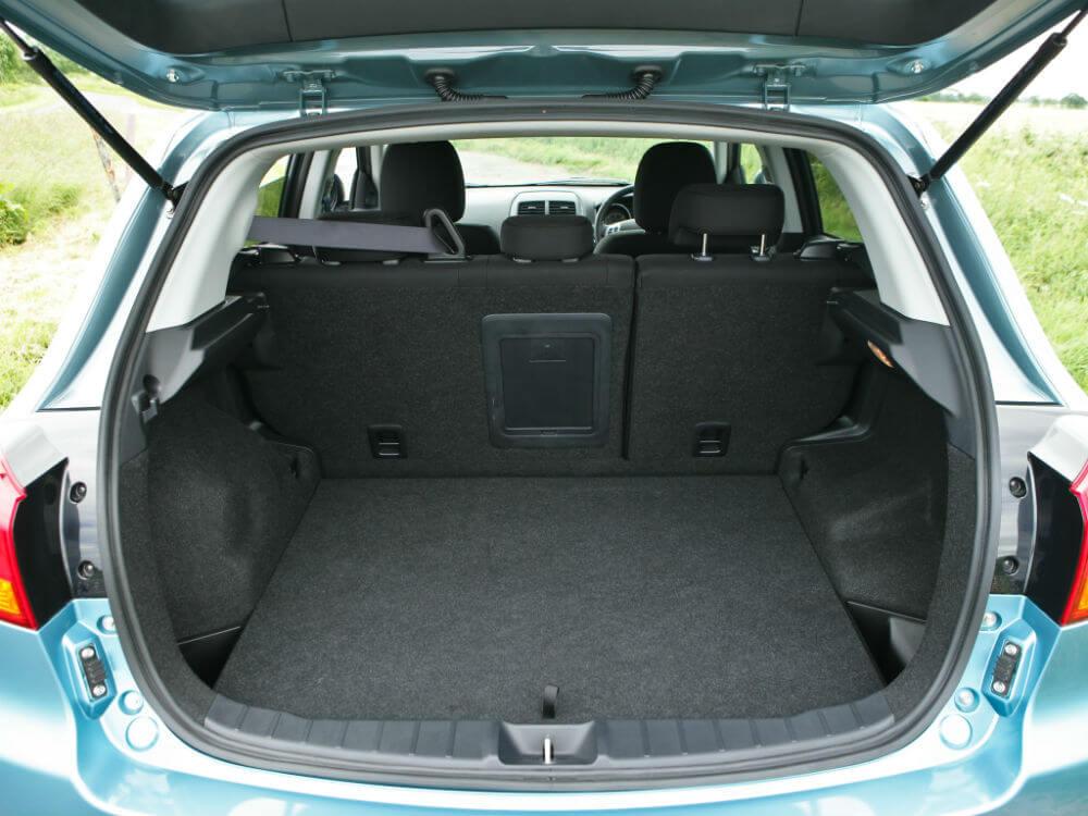 Багажник Mitsubishi ASX