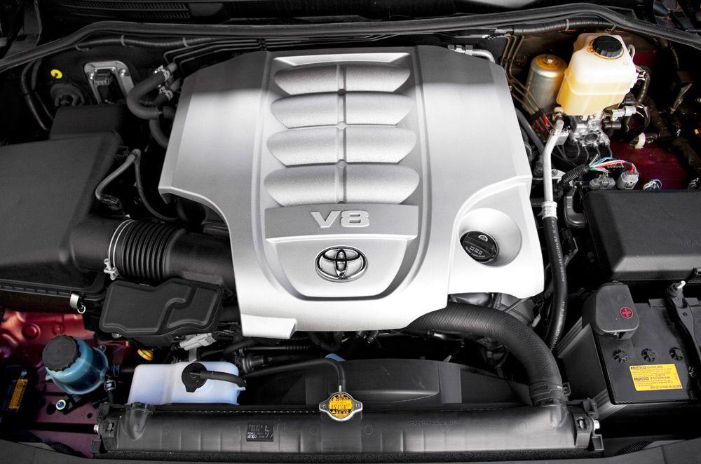 Двигатель Тойота LC-200