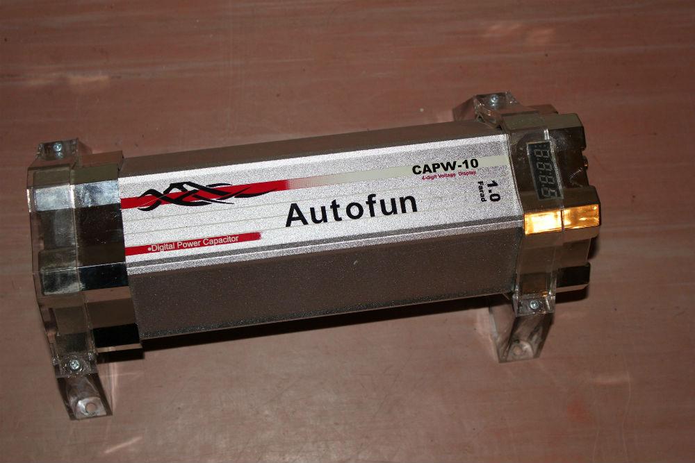 Конденсатор для сабвуфера Autofun CAP-10