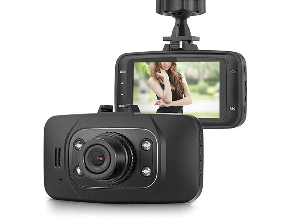 Цифровой видеорегистратор Tomtop GS-8000L