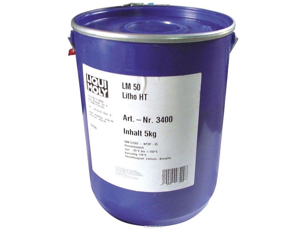 Высокотемпературная смазка LM-50