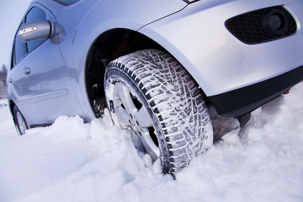 Зимние покрышки для авто