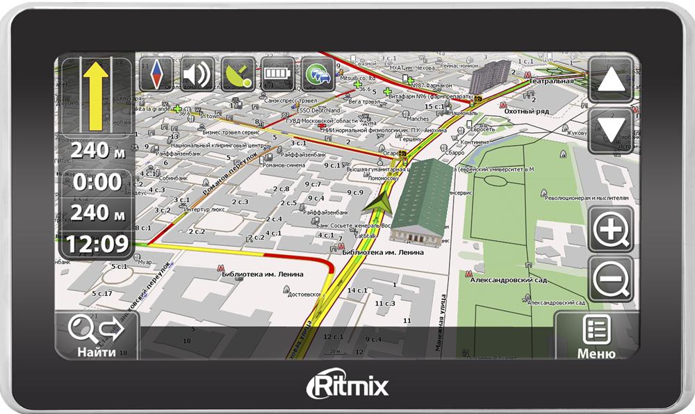 Навигатор Ritmix