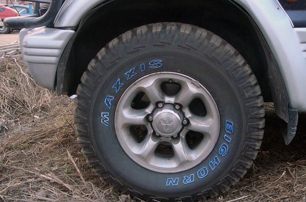 Китайские шины Maxxis