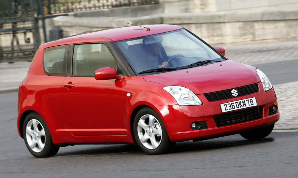 Автомобиль Suzuki Swift