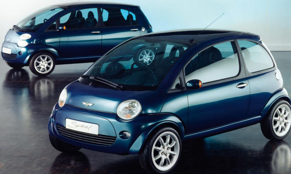 Лучшие микролитражные автомобили