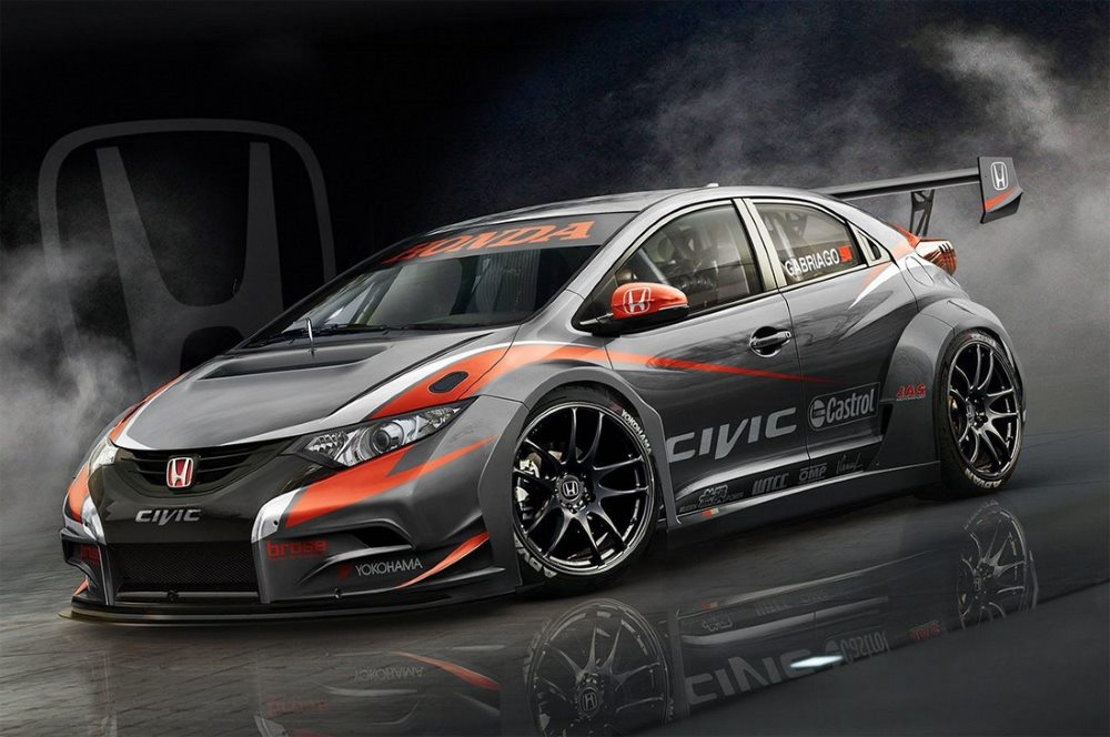 tyuning honda civic