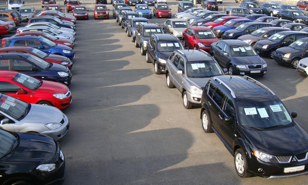 Самые популярные автомобили с пробегом