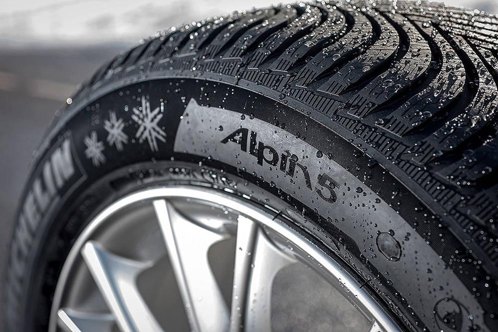 Alpin 5 Michelin