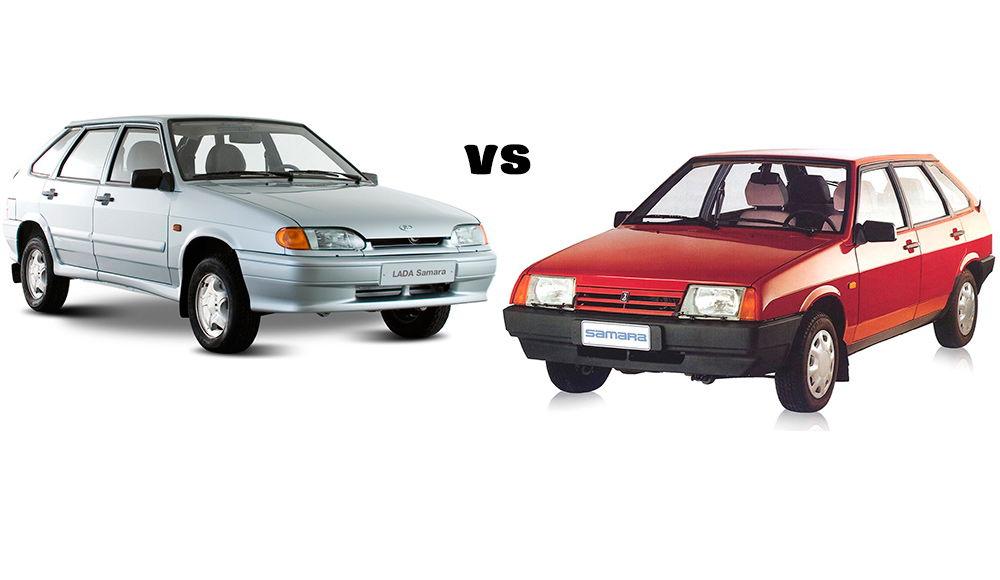 Что лучше: ВАЗ-2114 или ВАЗ-2109