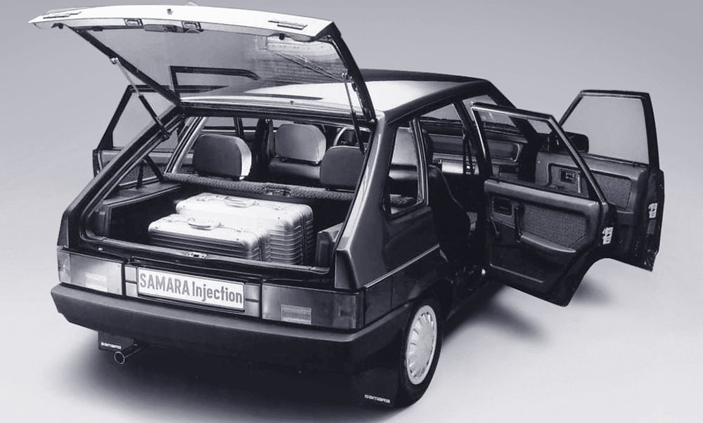 Комплектация ВАЗ-2109