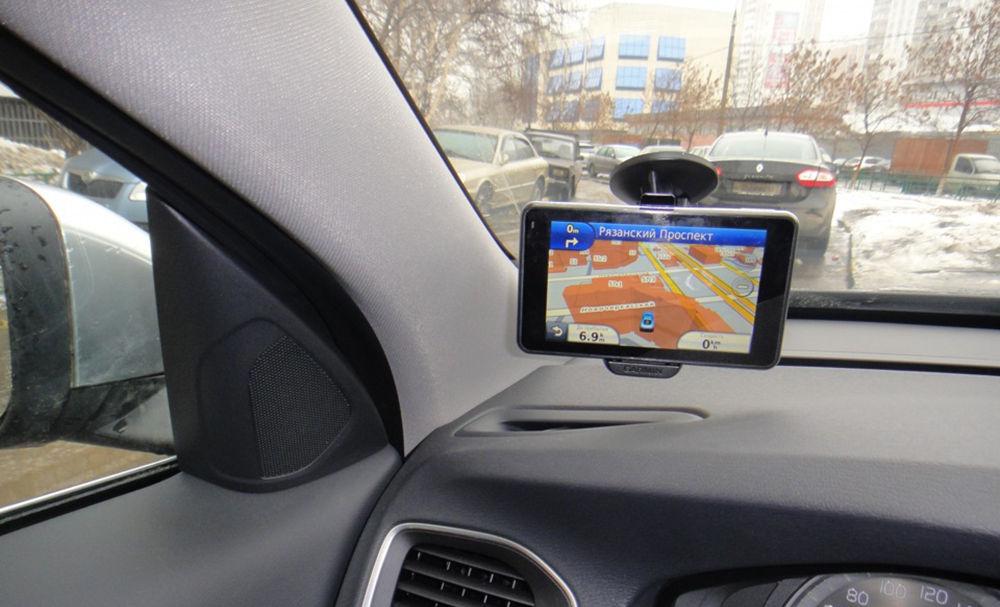 Дополнительные опции в навигаторе