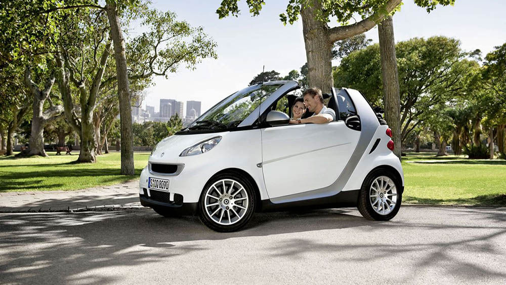 ForTwo Pure Coupe