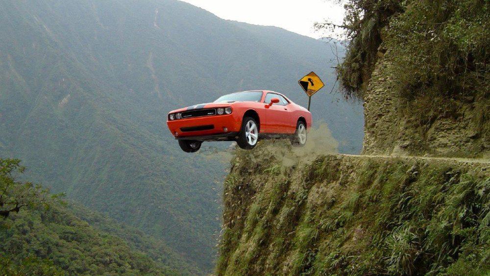 опасные дороги разных стран