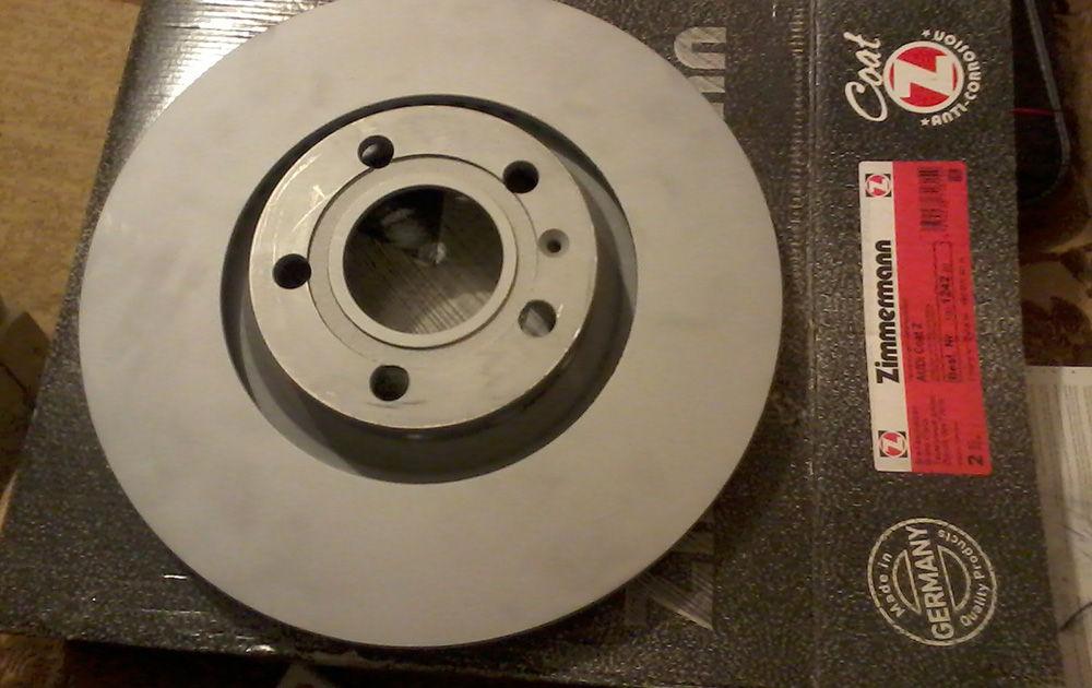 Тормозные диски от Otto Zimmermann