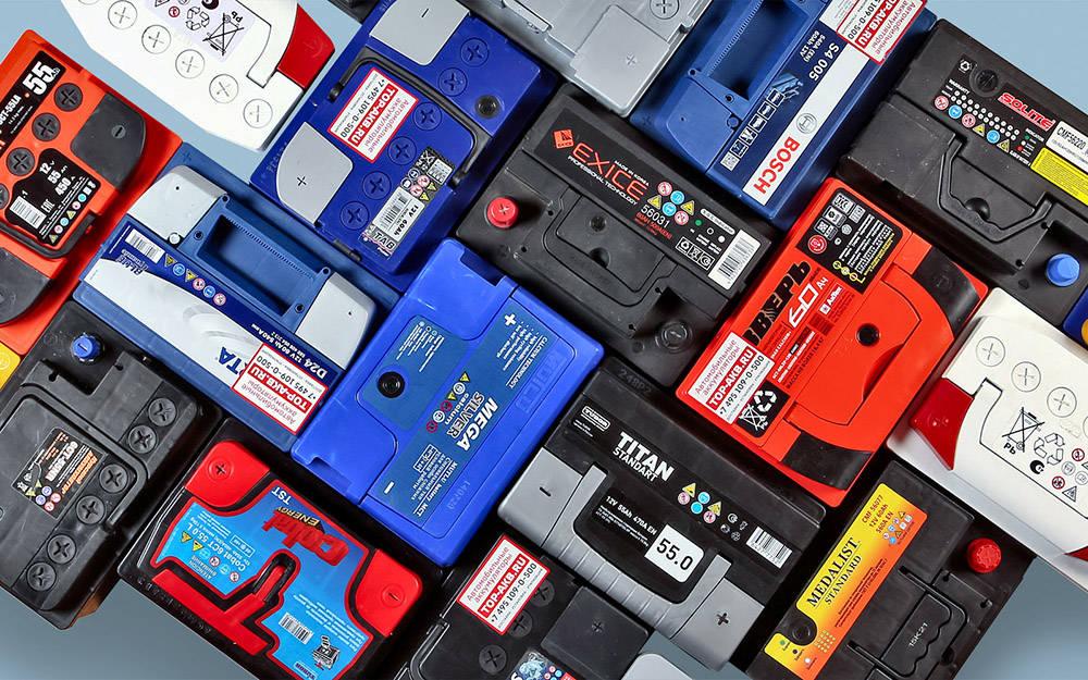 Выбор производителя аккумуляторов