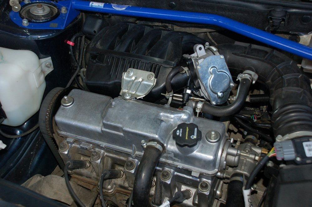 8-клапанный двигатель