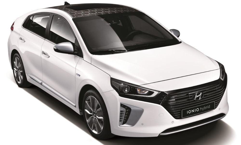 Hyundai Ionid Hybrid