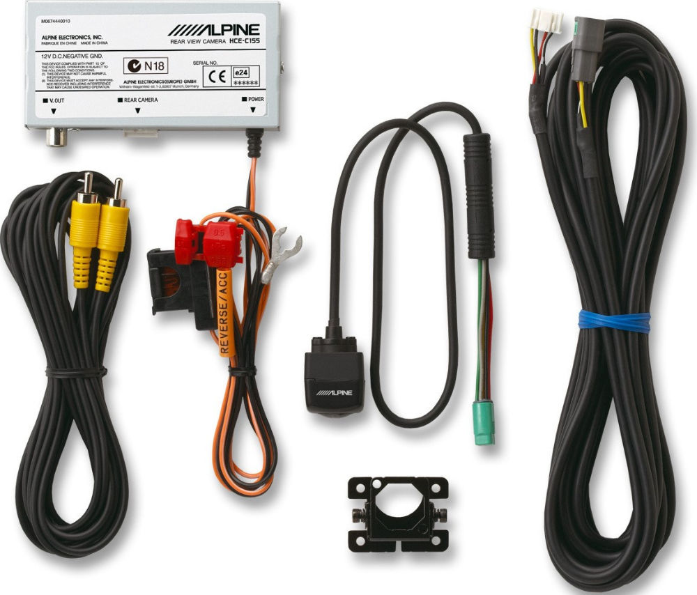 Alpine HCE-C105