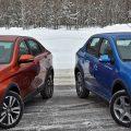 Lada Vesta и Renault Logan