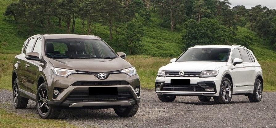 Tiguan vs RAV4