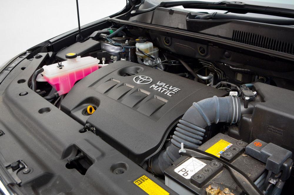 Двигатель RAV4