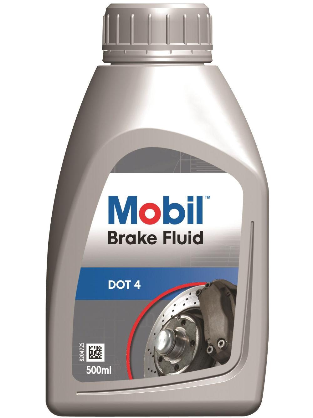 Mobil Brake Fluid