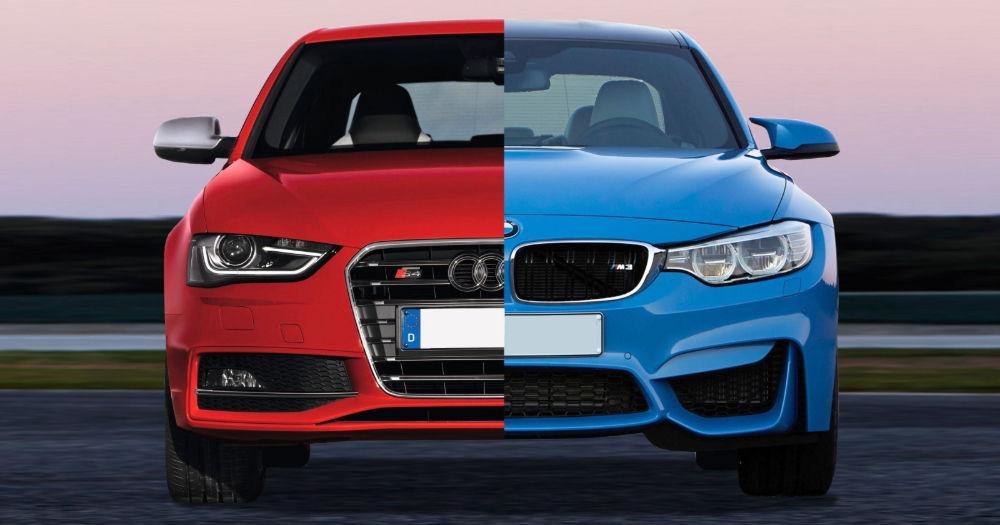 Audi или BMW