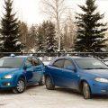 Chevrolet Lacetti и Ford Focus