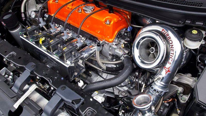 Двигатель атмосферник