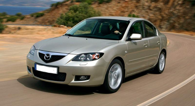 Как правильно выбрать подержанный Mazda 3