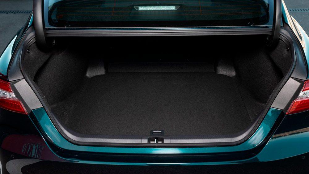 Салон и багажник автомобилей
