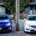 Toyota Camry и Honda Accord