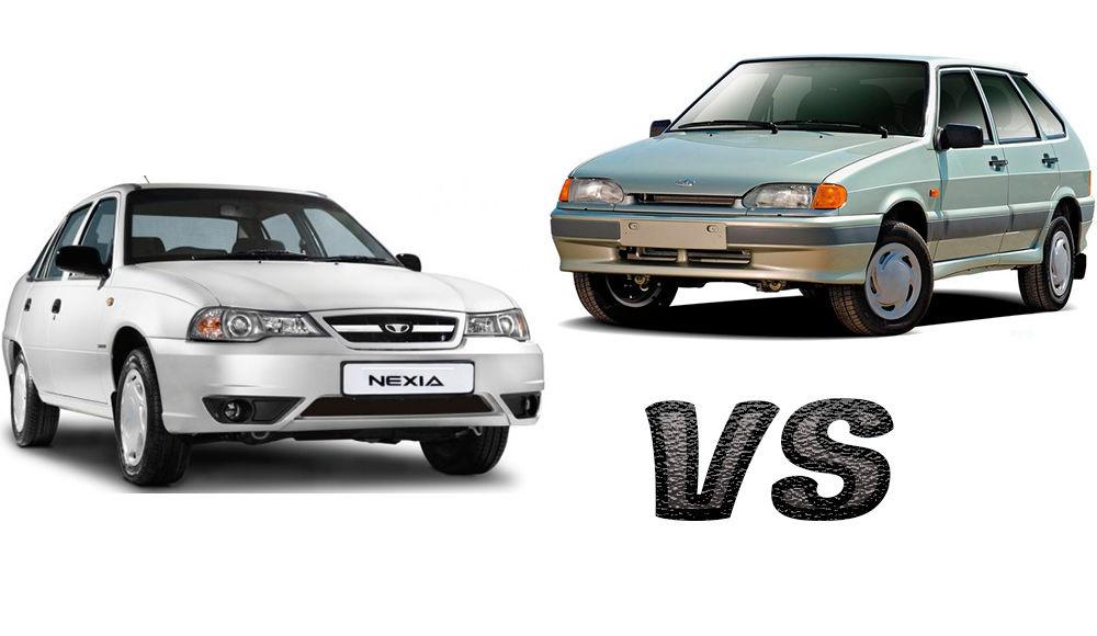 Какой автомобиль лучше: Daewoo Nexia или ВАЗ-2114