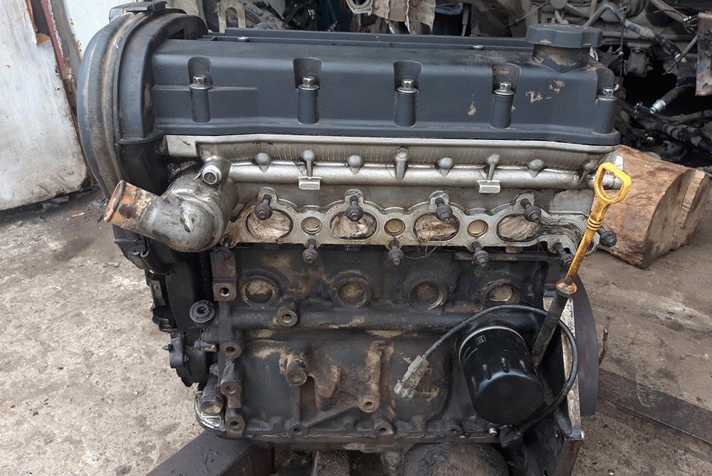 Двигатель автомобиля F16D3